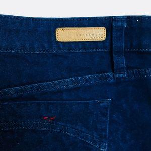 Sanctuary Charmer Dark Printed Skinny Jeans